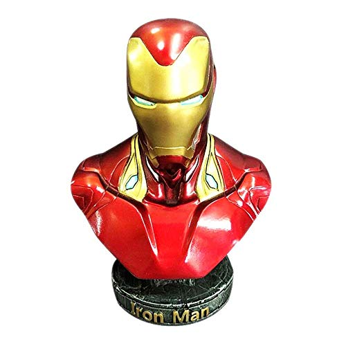 Marvel Toys Action Fgures Avengers Modelo Marvel Superhero Iron Man MK