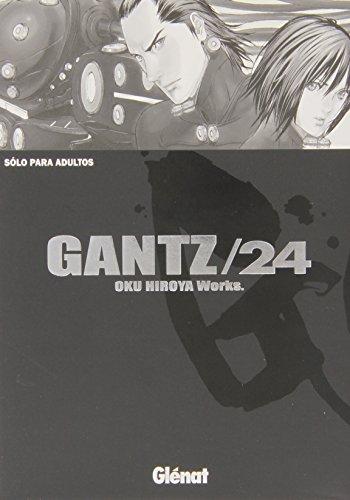Gantz 24 (Seinen Manga) por Hiroya Oku