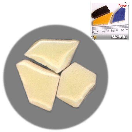 Mosaik-Minis (MiniBits), 50g, Elfenbein,