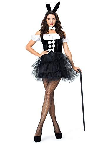 Frauen-Häschen-Mädchen/Kaninchen-Dame Magician Circus-Erscheinen-Märchen-Prinzessin Dress Halloween Cosplay-Fantasie-Kostüm