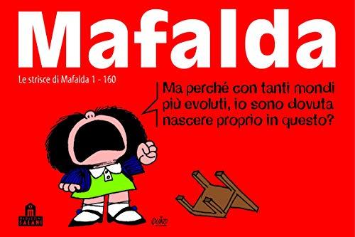 Mafalda Volume 1: Le strisce dalla 1 alla 160