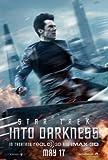 STAR TREK INTO DARKNESS - BENEDICT CUMBERBATCH – Imported Movie Wall Poster Print – 30CM X 43CM