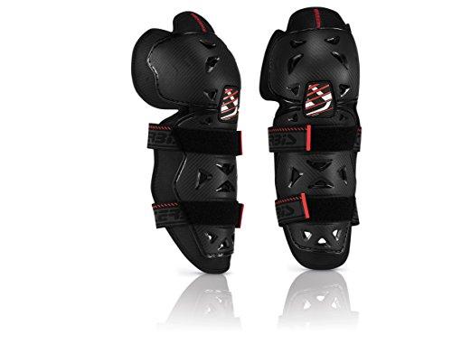 Acerbis 1302181 Cinghie Trasporto Moto Big Tie Downs, Nero, Confezioni da 2