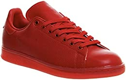 Adidas Stan Smith Adicolour Uomo Sneaker Rosso