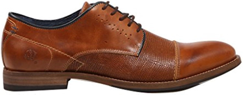 Zapato para Hombre de Piel Marrón J4467 -