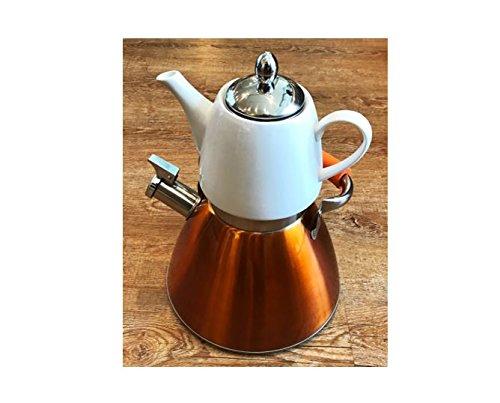akkaya-nostalji-orange-tea-kettle-teapot-set-s201-with-porcelain-and-stainless-steel