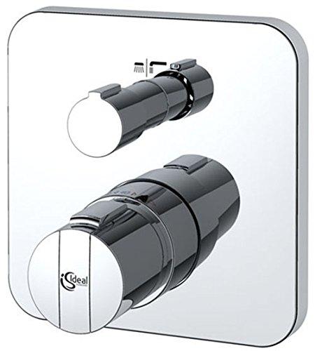 Preisvergleich Produktbild Ideal Standard A5620AA Wannen Thermostat Strada CeraTherm 200, chrom Unterputz