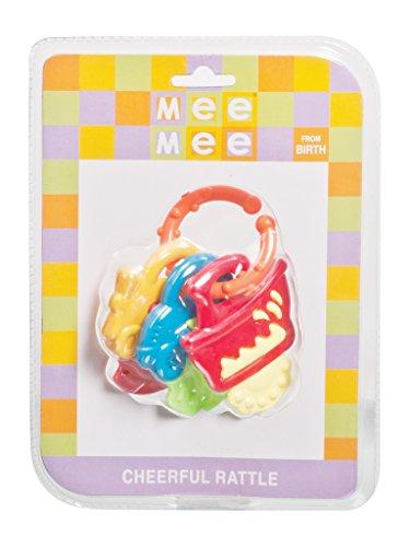 Mee Mee Rattles, Multi Color