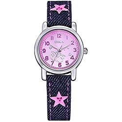 fashion children watch/Student quartz watch/Clean the watch-C