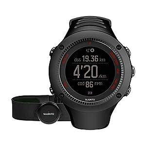 Suunto – Ambit3 Run HR – SS021259000 – Reloj GPS Multideporte