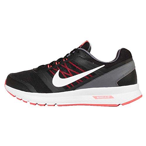 Nike Men's Air Relentless 5 Msl Black, White, Hyper Orange and Dark Grey Mesh Running Shoes -11 UK/India (46 EU)(12 US)  available at amazon for Rs.2848