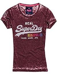 5c454ecb Amazon.co.uk: Superdry - Tops, T-Shirts & Blouses / Women: Clothing