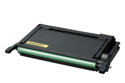 Preisvergleich Produktbild Samsung clp-y600A Kartusche 4000Seiten Gelb Tonerkartusche und Laser