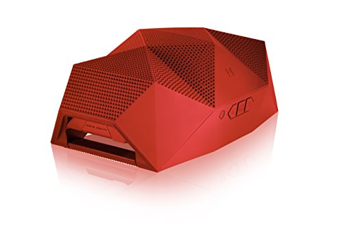 Outdoor Tech Big Turtle Shell rosso