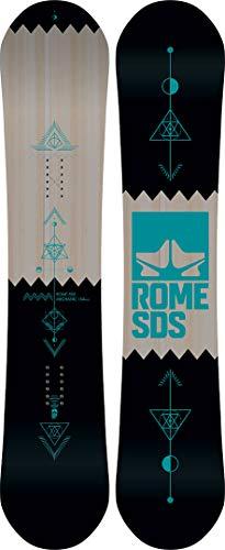 ROME MECHANIC WIDE Snowboard 2019, 154W -