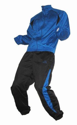 Kappa Trainingsanzug Breccia blau/schwarz XL