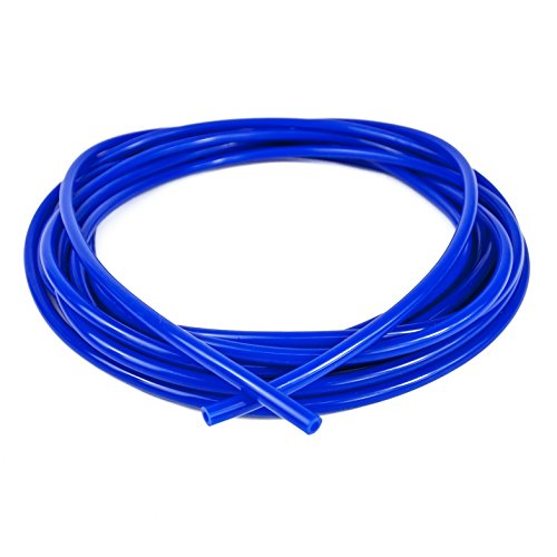 Ramair Filters vac4mm-10m-bl silicona Manguera de vacío, Azul, 4mm x 10m