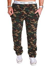 RMK Herren Hose Jogginghose Trainingshose Fitnesshose Sweatpants (H01)