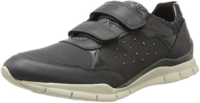 Geox Unisex-Erwachsene J Sukie Girl B Sneaker