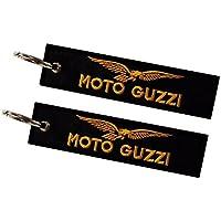 Moto Discovery Moto GUZZI doppelseitiger Schlüsselanhänger (1 Stück)