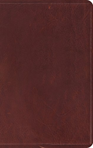 ESV Thinline Bible (Brown) (Deutsch Farbstifte,)
