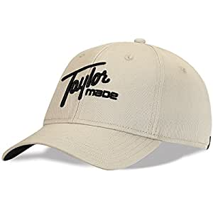 2015 TaylorMade TM 1979 Adjustable Mens Golf Cap Stone
