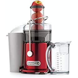 Riviera & Bar PR776A7 Centrifugeuse Juice Fountain Rouge