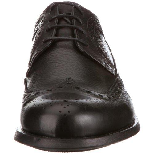 Belmondo 654522/K, Scarpe uomo Nero (Nero (nero))
