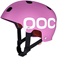 POC, Casco ciclismo Receptor Flow, Rosa (Actinium Pink), 55-58 cm