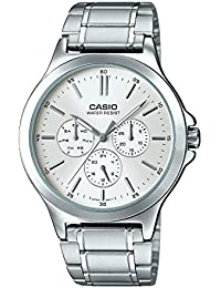 Casio Analog White Dial Men's Watch-MTP-V300D-7AUDF (A1174)
