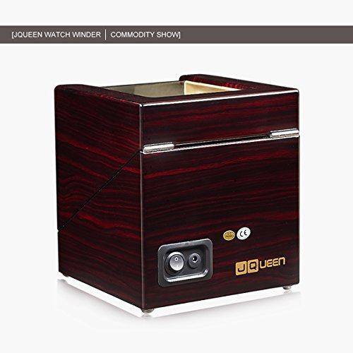 JQUEEN Double Watch Winder with Japanese Mabuchi Motor