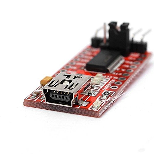 Preisvergleich Produktbild Yongse–FT232RL FTDI USB zu TTL Serial Adapter Modul für Arduino