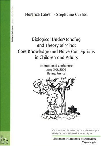 Biological understanding and theory of mind