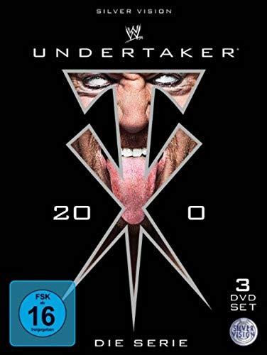 WWE - Undertaker - Die Serie [3 DVDs] - Dvd-2012 Wwe
