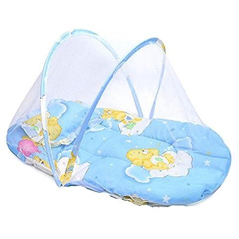 pliable portable pour bébé Moustiquaire de voyage pour bébé Berceau