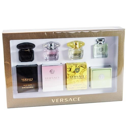Versace Miniaturen Set Woman - Limitierte Edition! (20 ml)