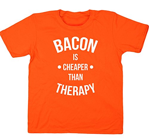 hippowarehouse-bacon-is-cheaper-than-therapy-kids-short-sleeve-t-shirt