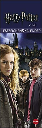 Harry Potter Lesezeichen & Kalender 2020 6x18cm Harry-potter-18
