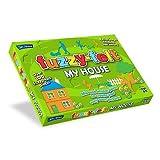 John Adams & Toy Brokers Fuzzy-Felt Series 1 My House
