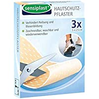 Hautschutz Pflaster waschbar wiederverwendbar Hochwertig Elastisch 3Stk à 5x25cm preisvergleich bei billige-tabletten.eu