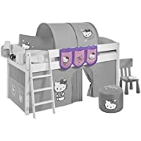 Hängetaschen Hello Kitty Lila - für Hochbett, Spielbett und Etagenbett preisvergleich bei kinderzimmerdekopreise.eu