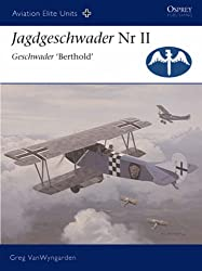 Jagdgeschwader Nr II Geschwader 'Berthold' (Aviation Elite Units)
