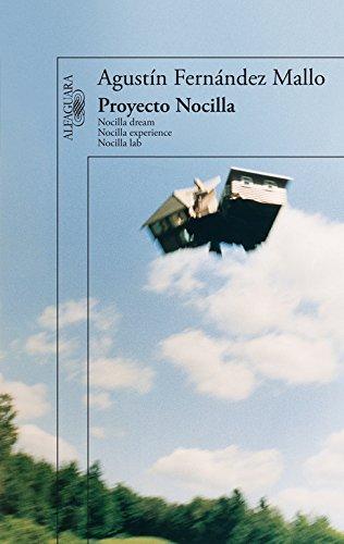 Portada del libro PROYECTO NOCILLA (HISPANICA)