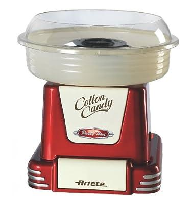 Ariete 2971 Cotton Candy Party Time - Máquina de algodón de azúcar (450 W) de Ariete