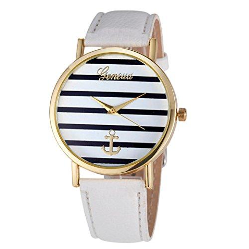 fulltimercuir-geneve-raye-anchor-analogique-des-femmes-montres-a-quartz-or-blanc