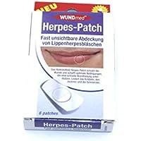 WUNDmed Pflaster Herpes Patch 6 Stück preisvergleich bei billige-tabletten.eu