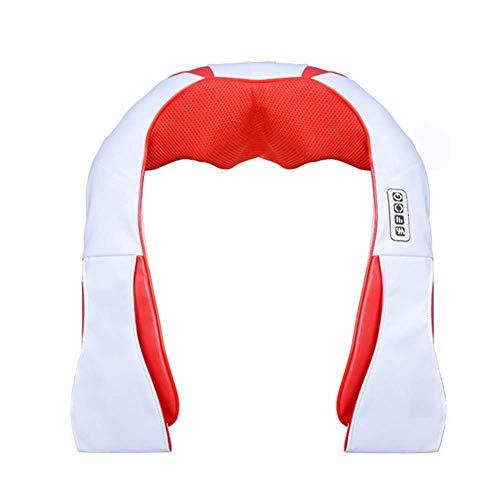 YZ-YUAN Massager Knet Massage Schal Neck Shoulder Taille Arm Bein Zu Hause Massagegeräte Auto Gebärmutterhalskrebs Massager Zu Hause, Auto, Büro-Einsatz (Knet-massagegerät Auto)