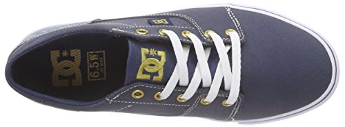 DC Shoes TONIK W SE J SHOE, Sneakers basses femme Bleu (Insignia Blue)