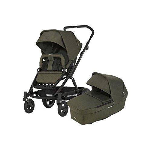 Britax Römer 4000984141252 GO NEXT, Kinderwagen, Olive Melange, grün