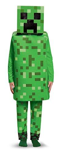 eper Kostüm Deluxe M (7-8 J.), grün, 127-136cm ()